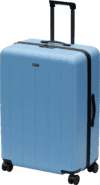 Sky Blue Large Suitcase